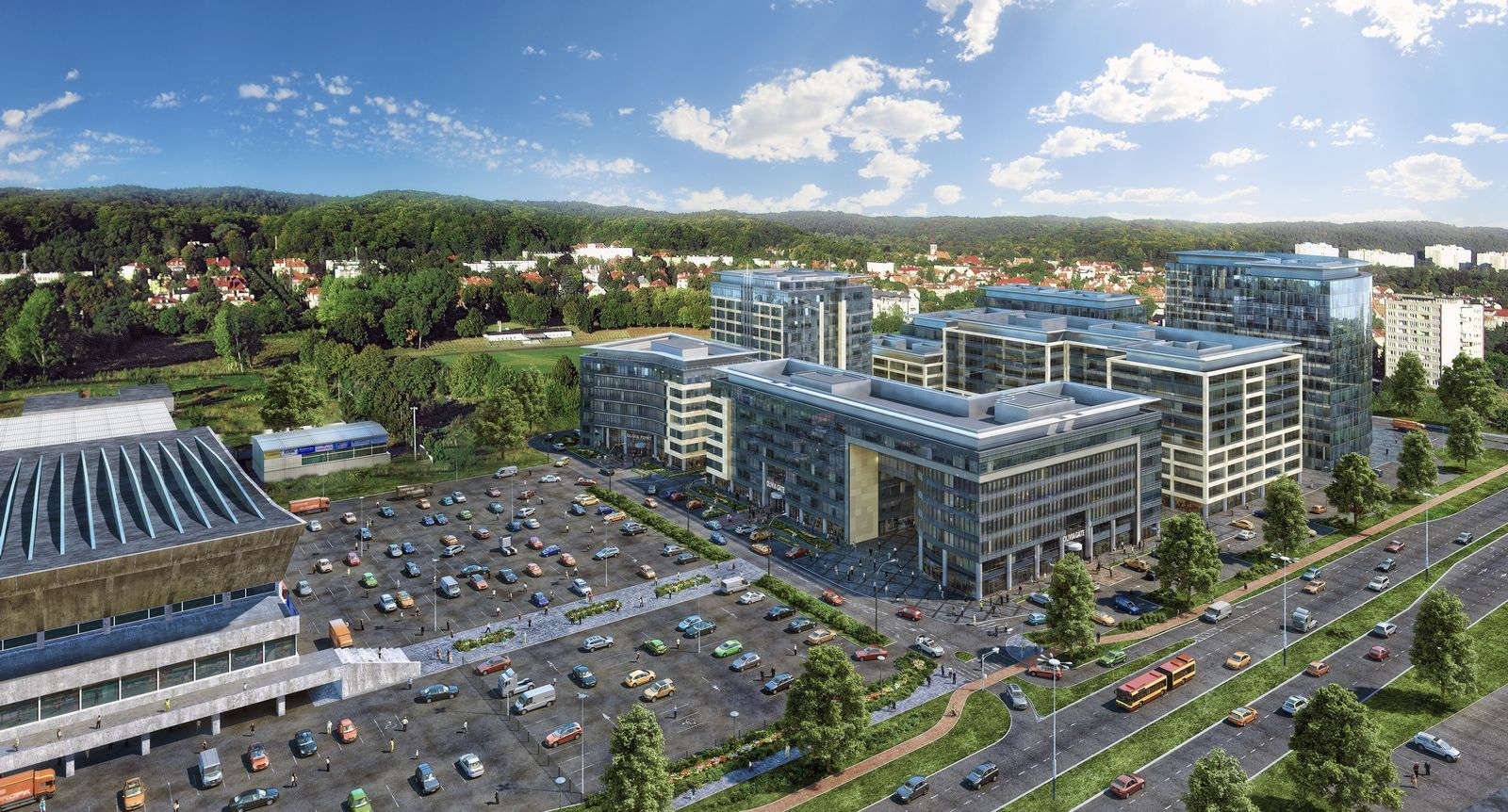 Biurowce olivia-business-centre