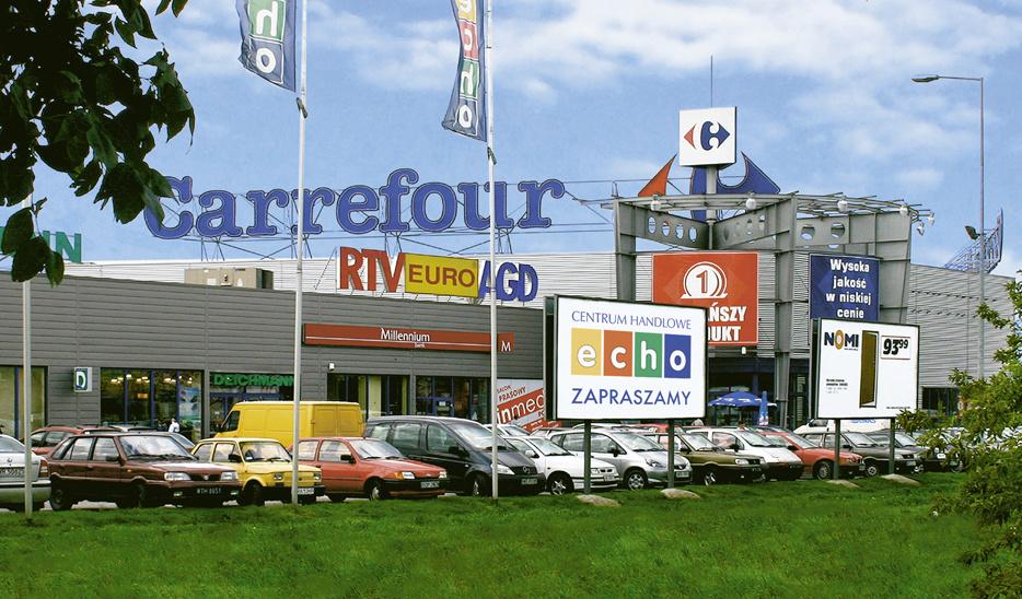 Centrum Handlowe ECHO w Radomiu