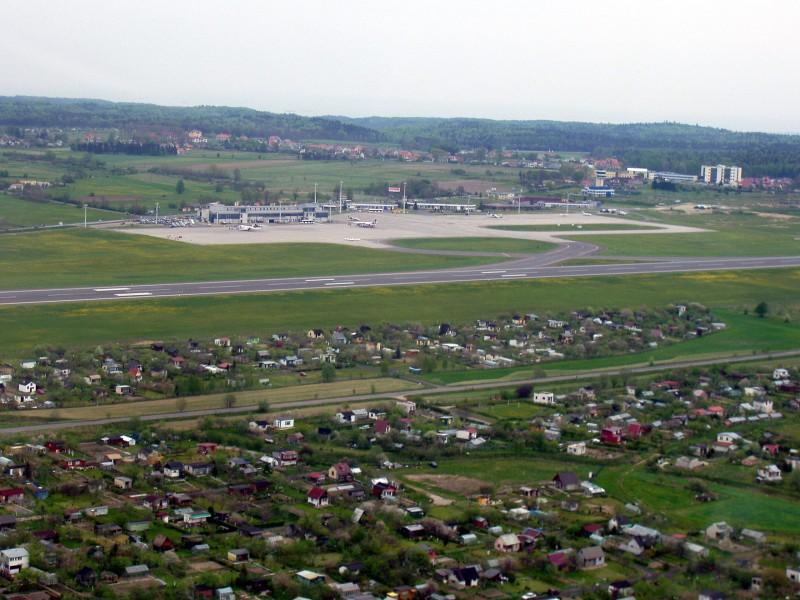 Gdańsk lotnisko