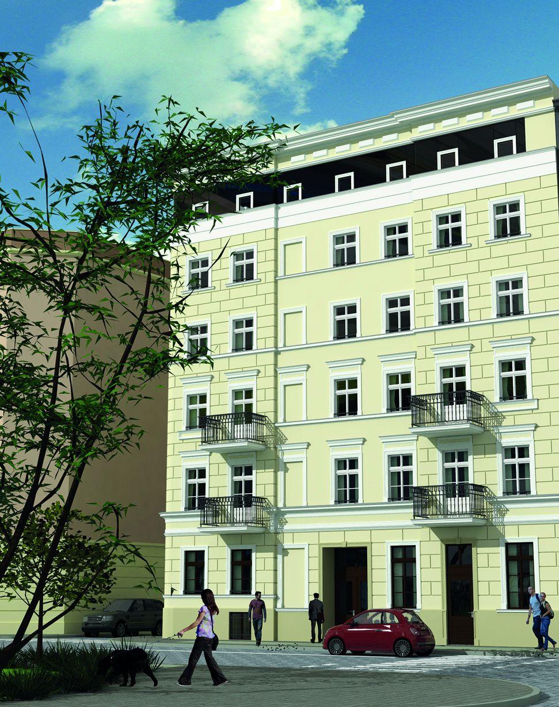 Warto ratować stare kamienice Koniec remontu planowany jest na marzec 2013 r