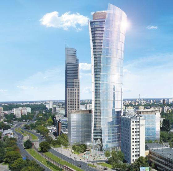 Warsaw-Spire