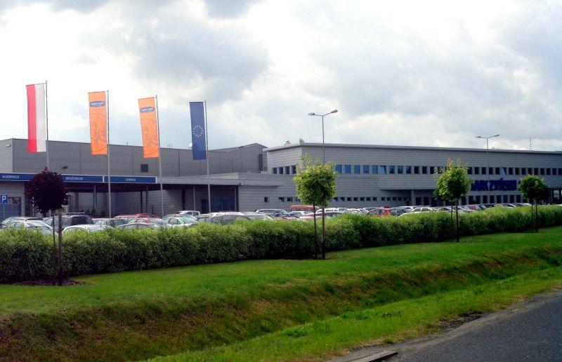 Tarczyński fabryka Nickel