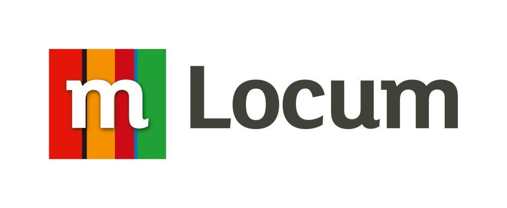 mLocum logo