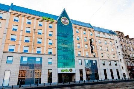 BB hotel Wroclaw Centrum