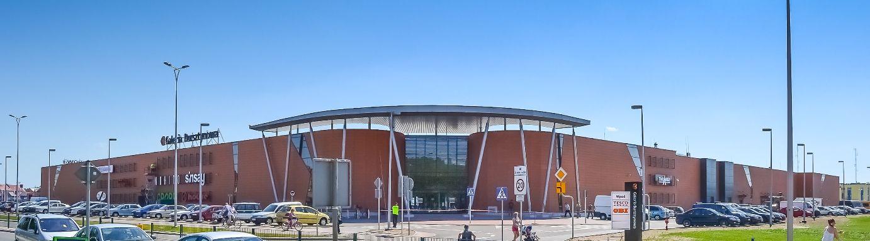 Galeria Bursztynowa panorama