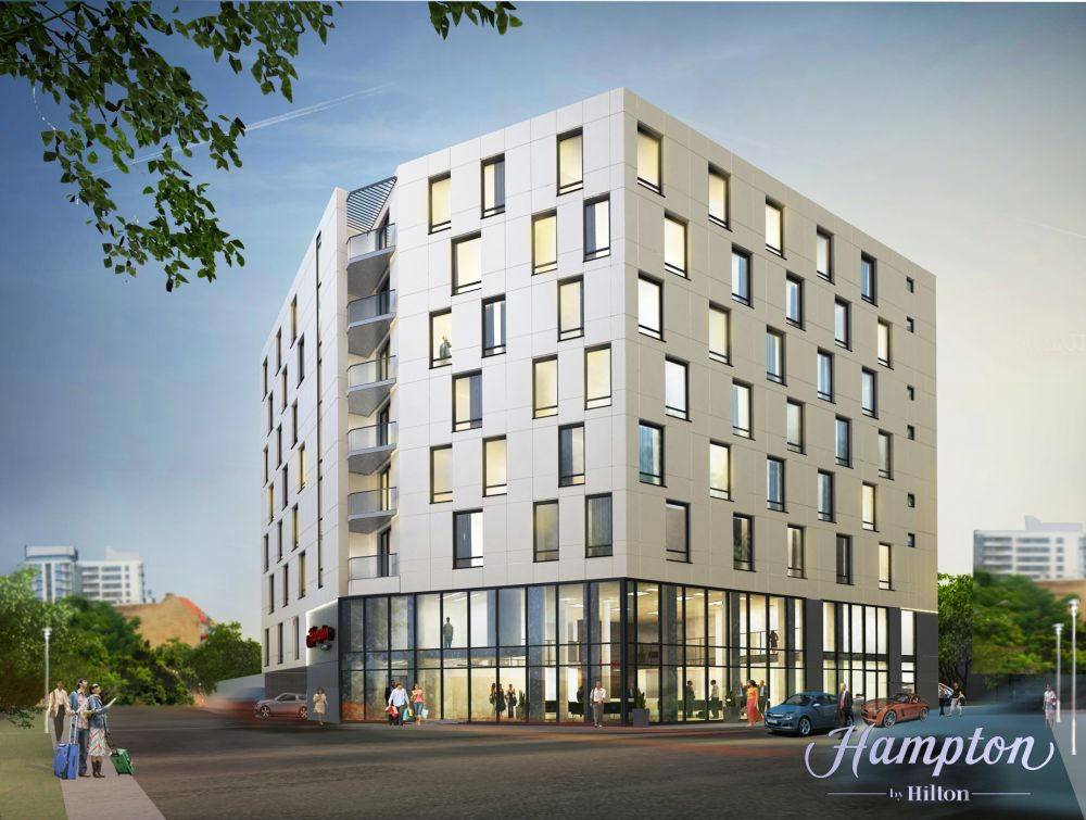 hampton by hilton wroclaw