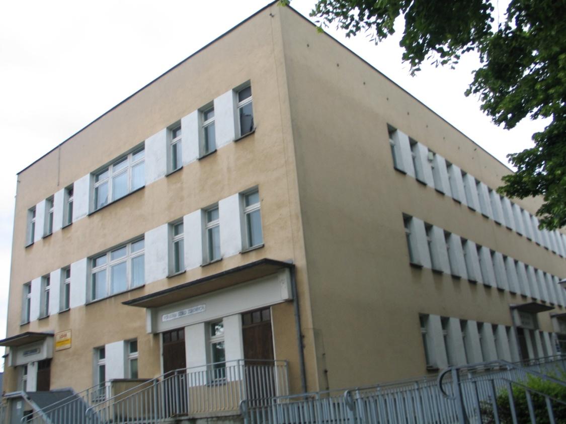 Murowana Goslina domy stare 1