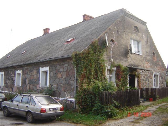 Murowana Goslina domy stare 2