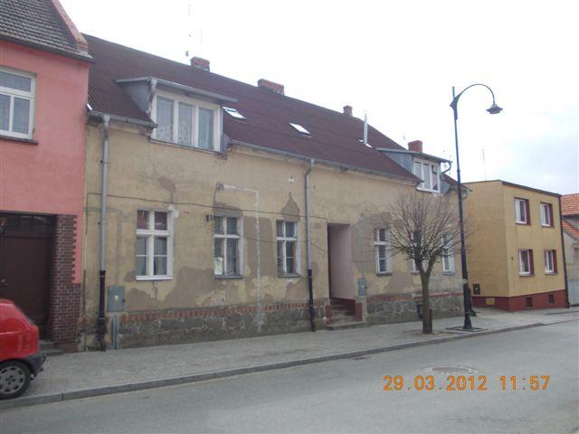 Murowana Goslina domy stare 3