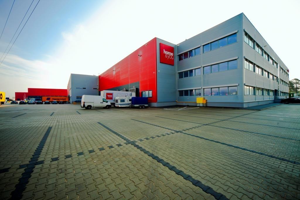 BBK SA w Parku Logistycznym Gdańsk-Kowale III