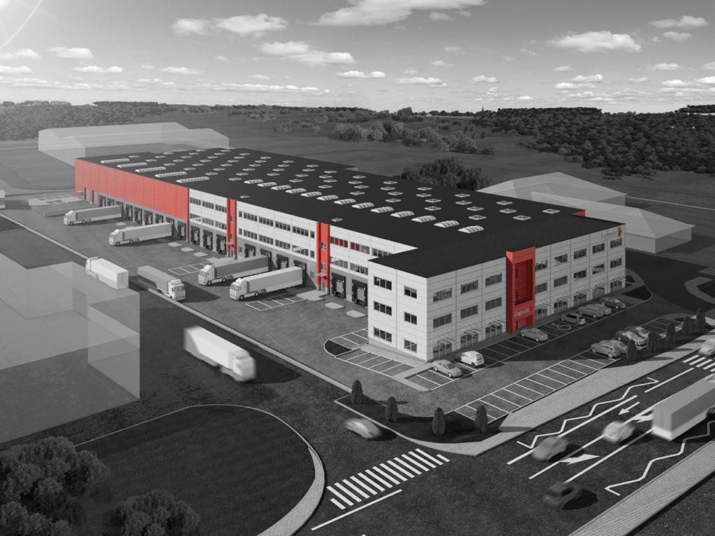 Centrum Logistyczno Biurowe Milowice