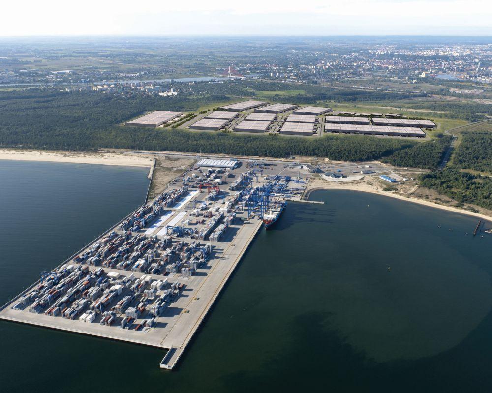 Pomorskie Centrum Logistyczne 3