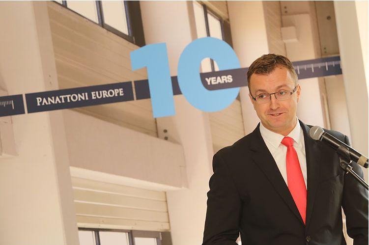 Panattoni Europe 10 lat