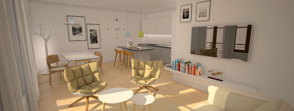 Apartamenty solna12 wnętrze