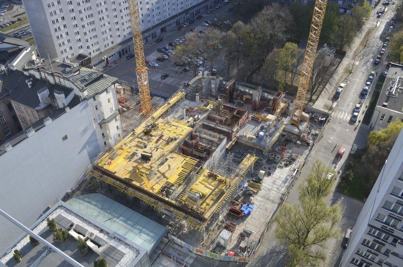 Atrium 2 budowa