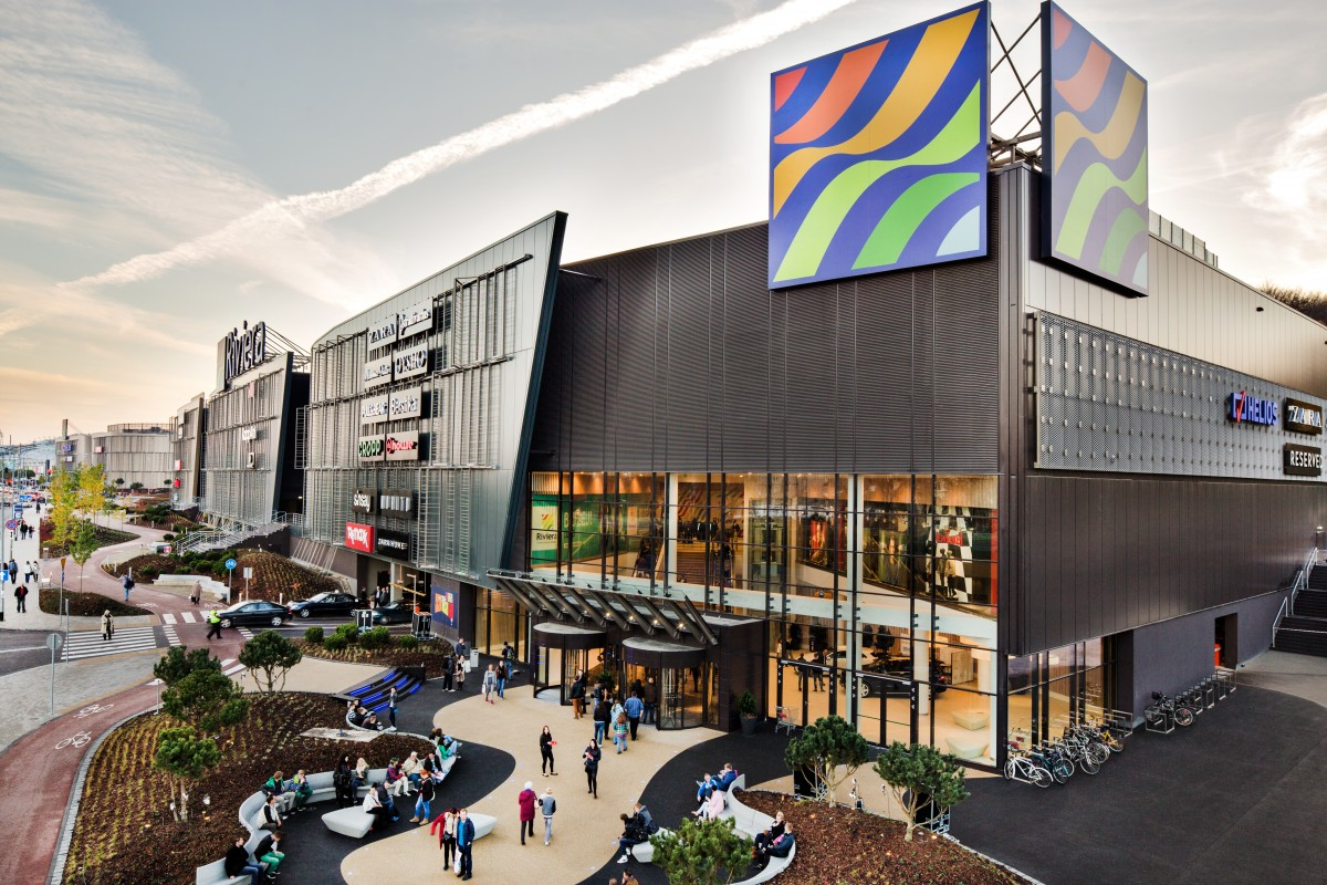 Centrum handl Riviera Gdynia