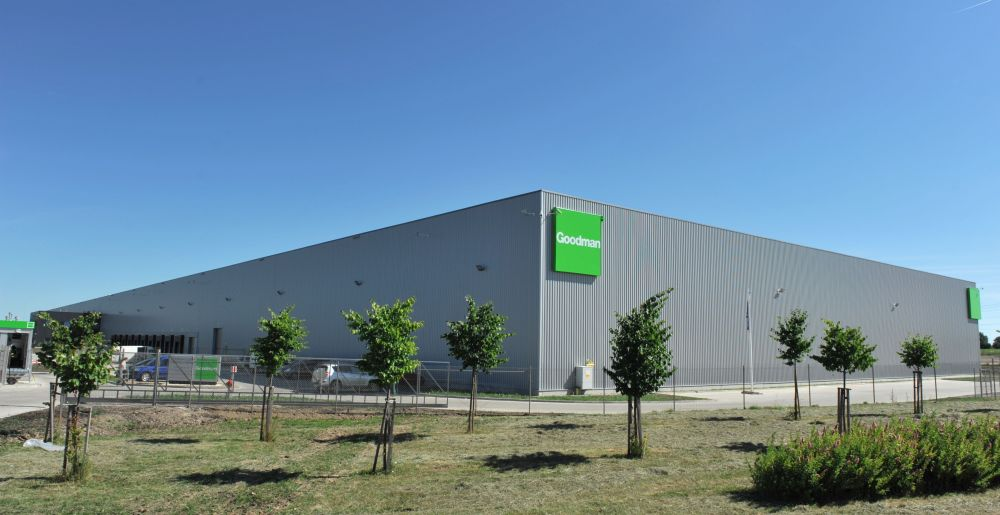 Goodman Lublin Logistics Centre