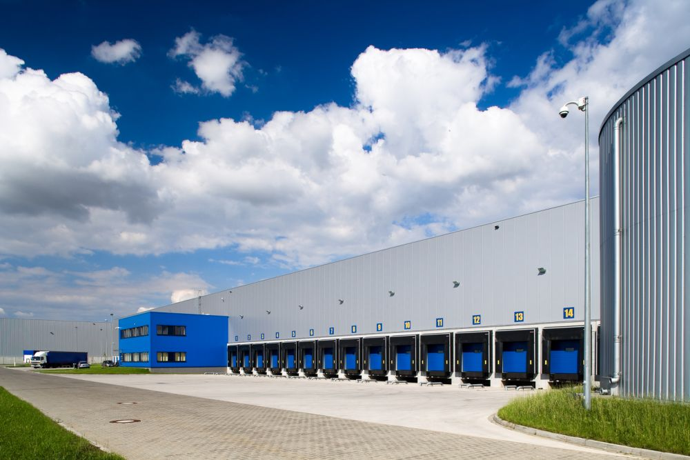 Goodman Toruń Logistics Centre 1