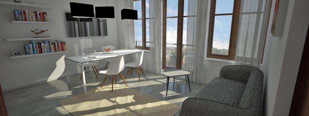 Apartamenty Solna salon 1