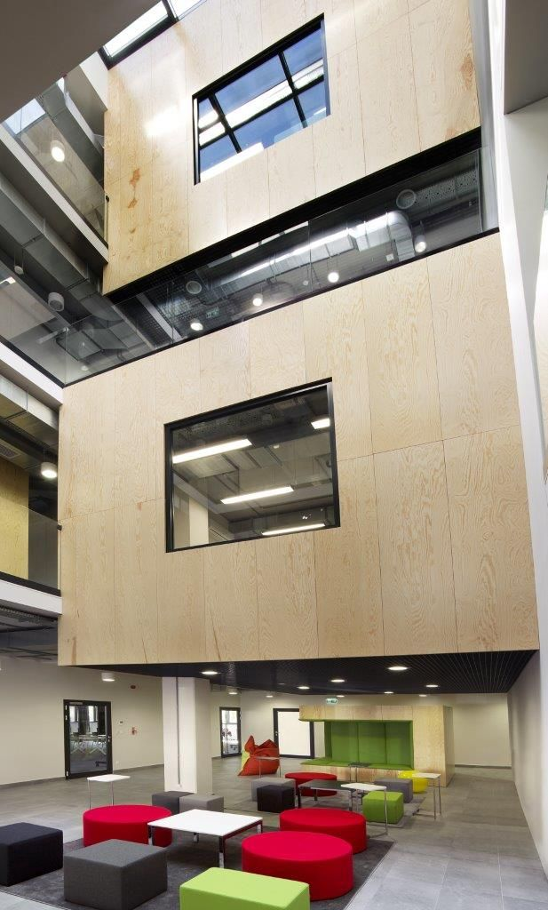 YouNick nowy biurowiec Atrium