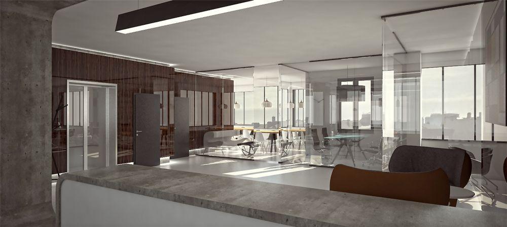 Moryson biuro penthouse