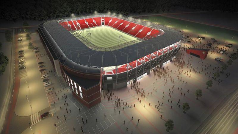 StadionMiejski w Łodzi
