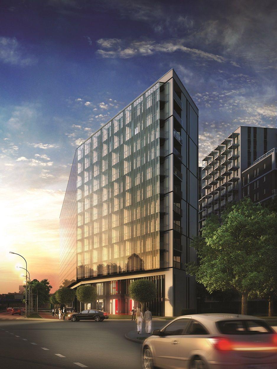 Apart Hotel Bliska Wola JW Construction