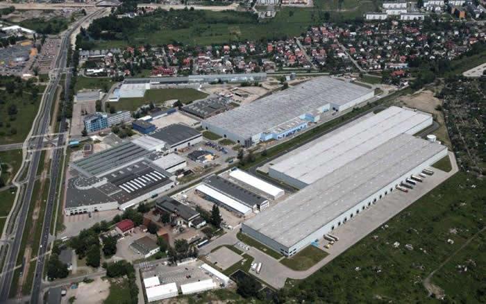 logistyczne centrum