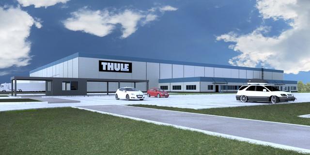 Thule Group w Pile